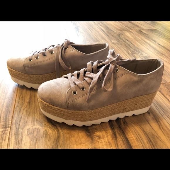 Steve Madden Karma Espadrille Sneakers